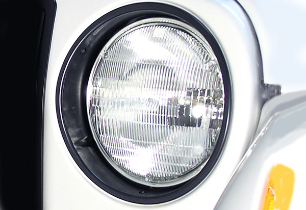 Rugged Ridge Replacement Headlight Bezels