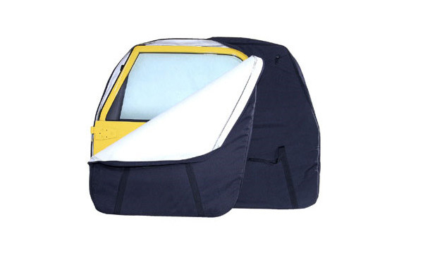 Rugged Ridge Hard Door Storage Bag