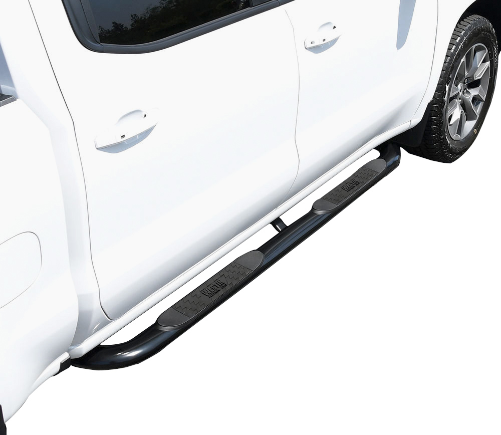 Platinum Series Oval Nerf Bars, Westin Platinum Oval Side Steps