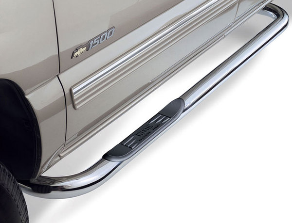 Westin Platinum Series Round Step Bars