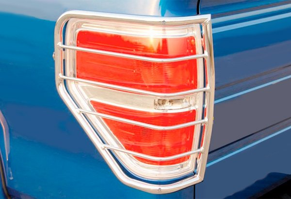 Westin Sportsman Series Tail Light Guards
