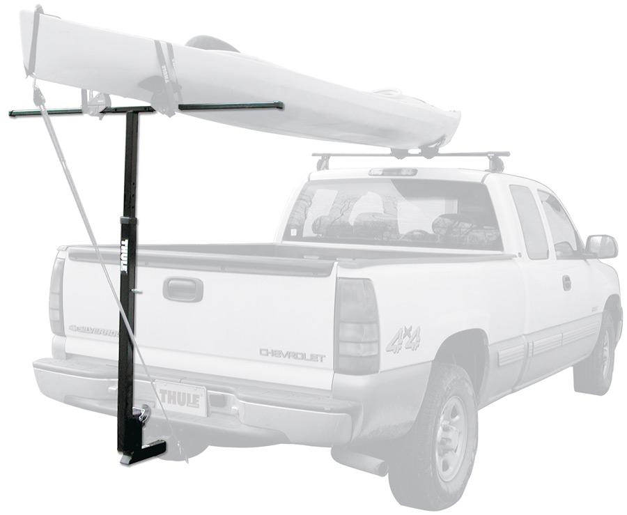Thule 997 Goalpost Kayak Carrier Goal Post Cargo Carrier