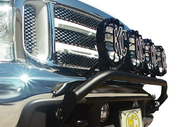 KC Hilites Front Light Bar
