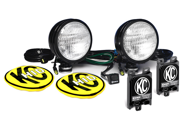 KC Hilites HID DayLighter Flood Light Kit