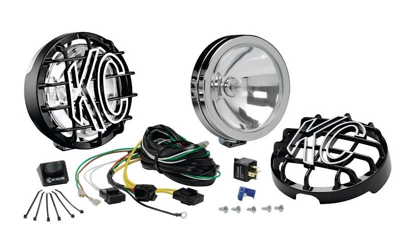 kc hilites slimlite long range light kit