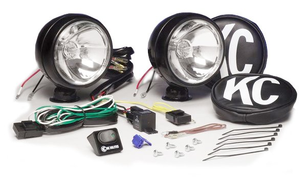 KC Hilites 50 Series Driving Light Kit