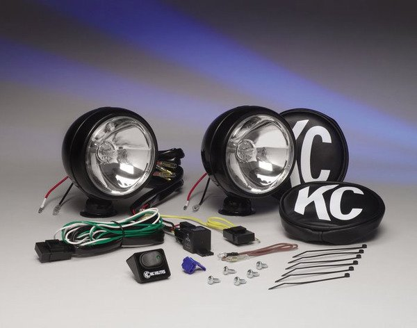 KC Hilites 50 Series Fog Light Kit