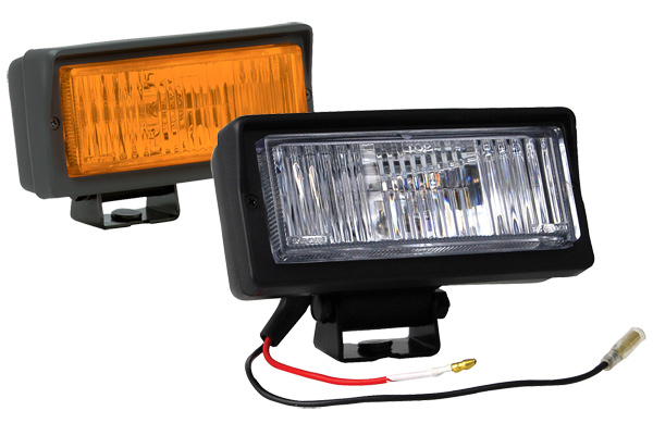 KC Hilites 26 Series Warning Fog Light