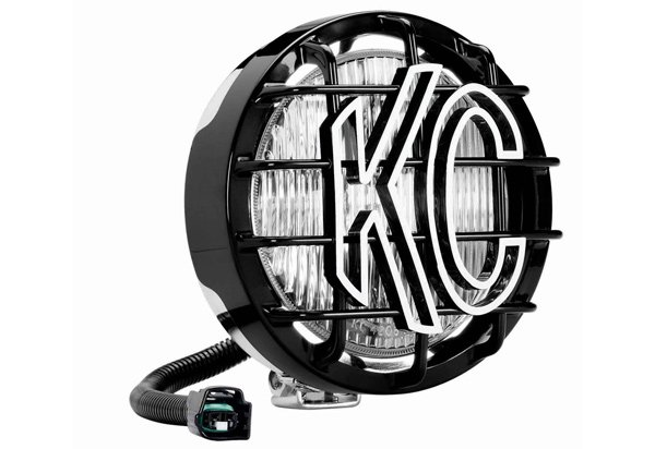 KC Hilites Jeep Replacement Slim Fog Light
