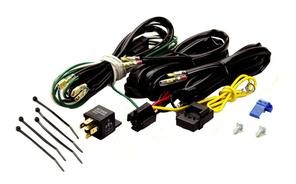 KC Hilites HID Wiring Harness