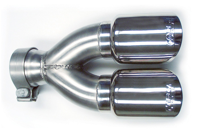 Corsa Exhaust Tip Corsa Exhaust System Tip