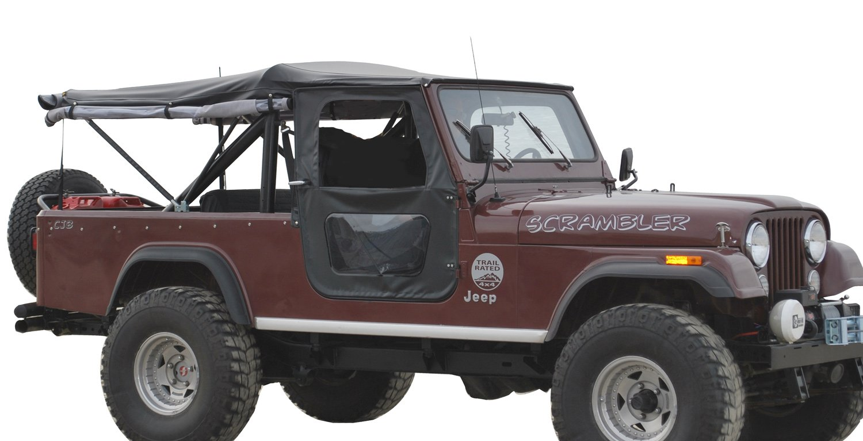 Jeep Soft Tops >> Bestop Tigertop Soft Top 51404 01