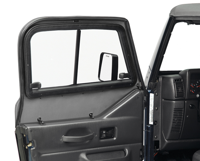 sc 1 st  Auto Accessories Garage & Bestop Upper Door Sliders