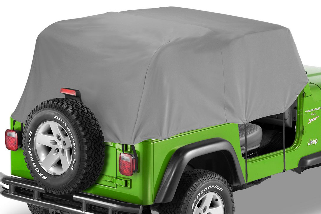 Bestop Jeep Cab Cover