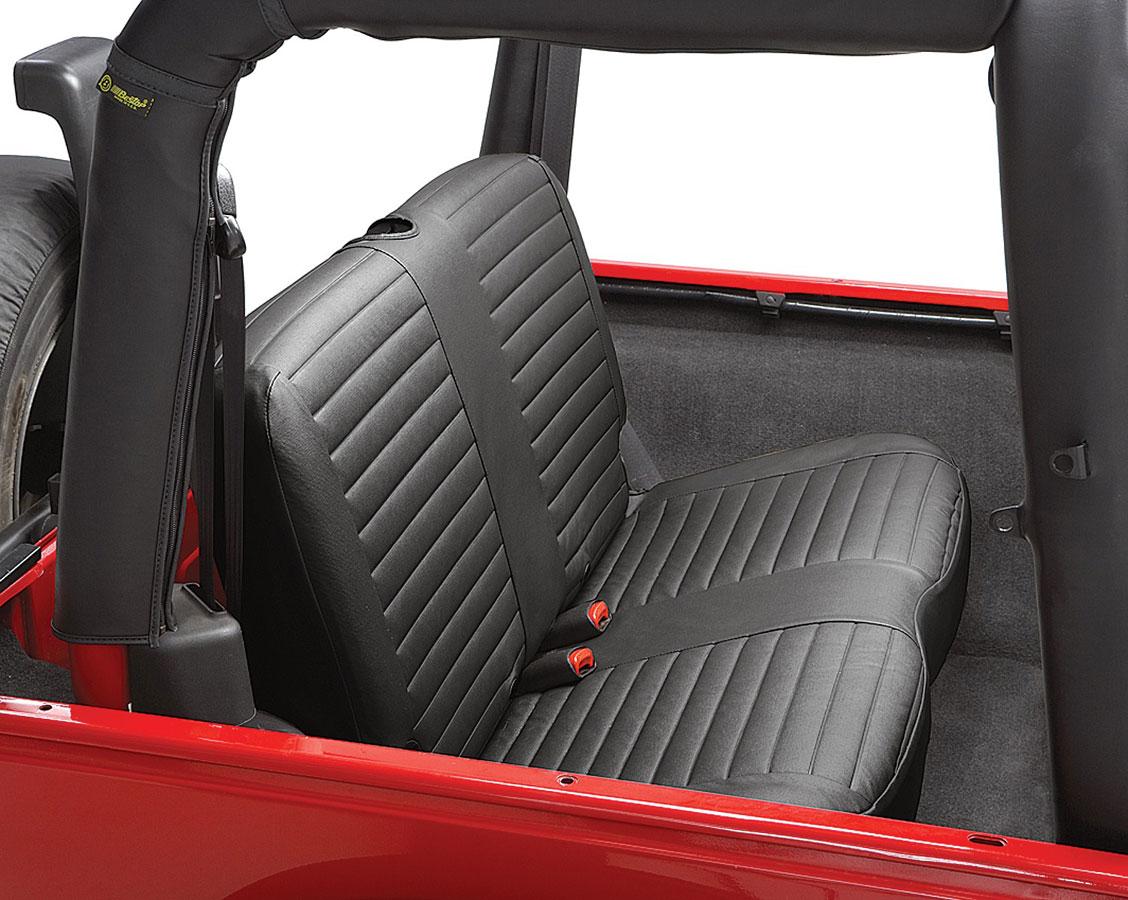 1997 2002 Jeep Wrangler Bestop Seat Cover