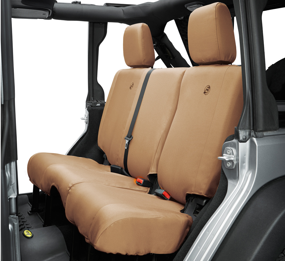Bestop seat cover for Garage seat nevers