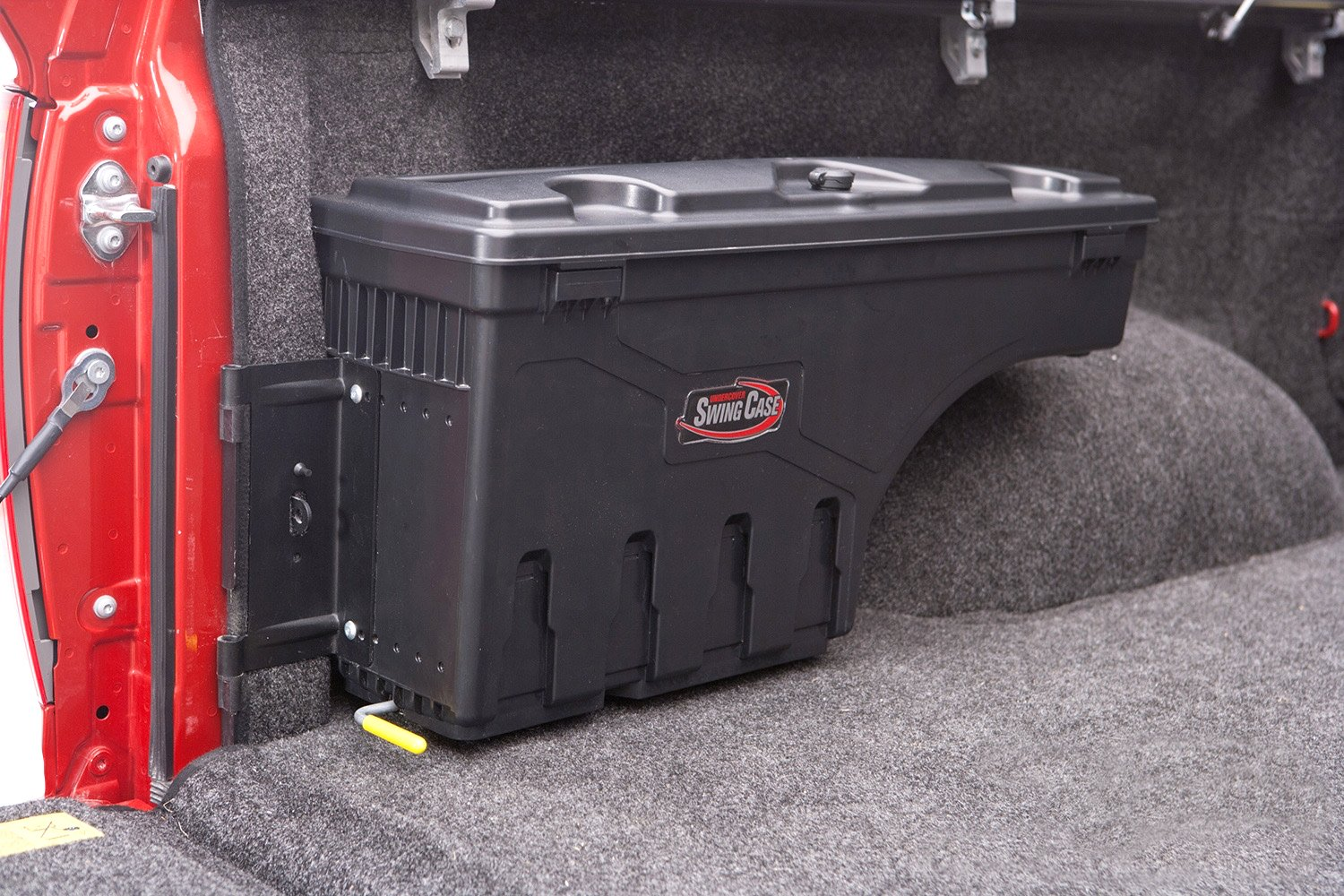 Chevy colorado truck bed tool box
