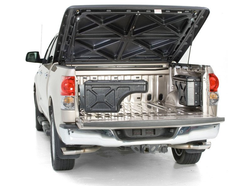 ford  undercover swing case truck toolbox undercover scd