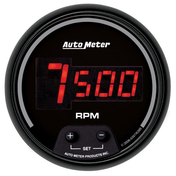 AutoMeter Sport Comp Digital Series Gauge