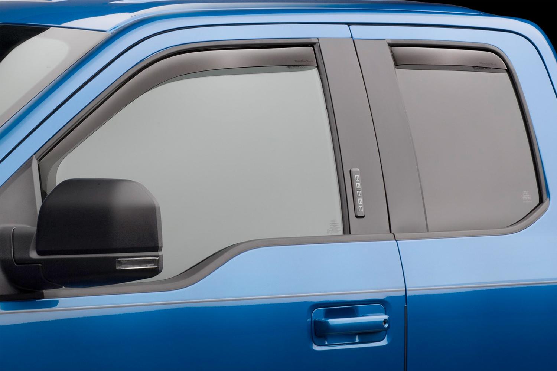 weathertech window deflector