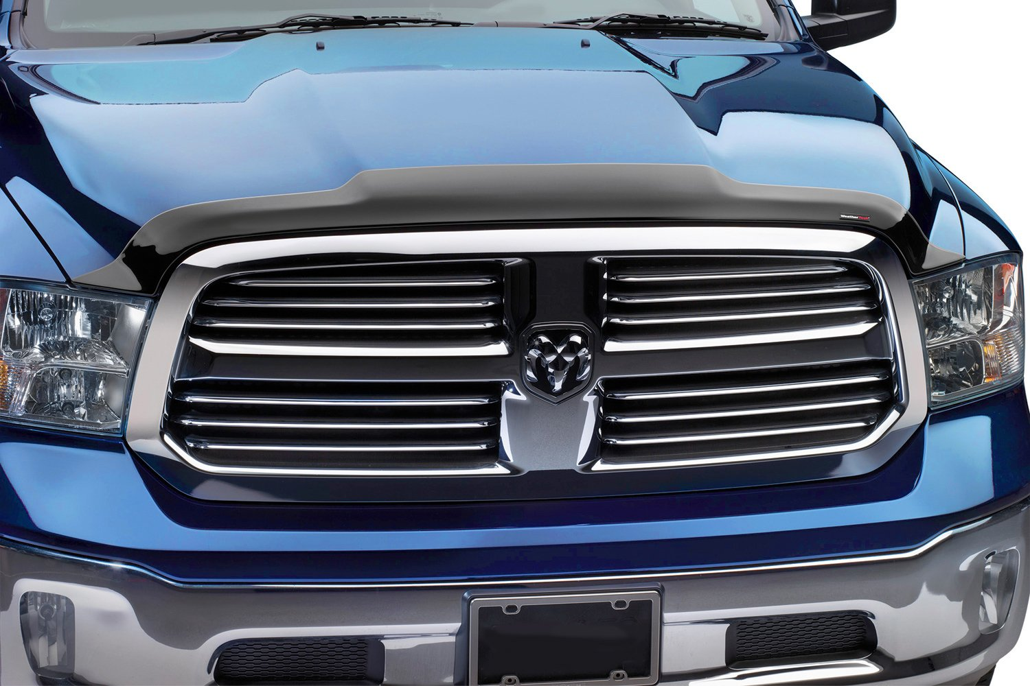 dodge ram  weathertech bug deflector weathertech