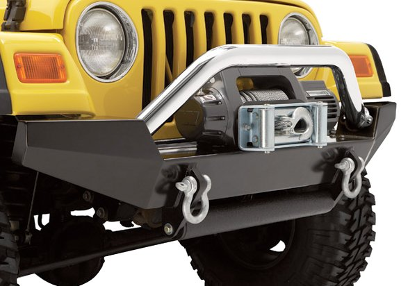 Bestop HighRock 4x4 Tubular Grill Guard