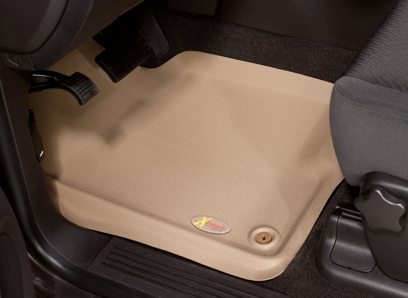with f weather style set ford all floor supercab mats logo tray liners p
