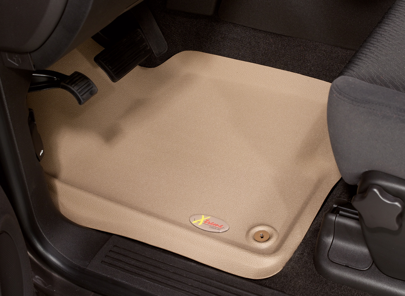 Weathertech mats toyota tacoma - Lund Catch All Xtreme Floor Mats