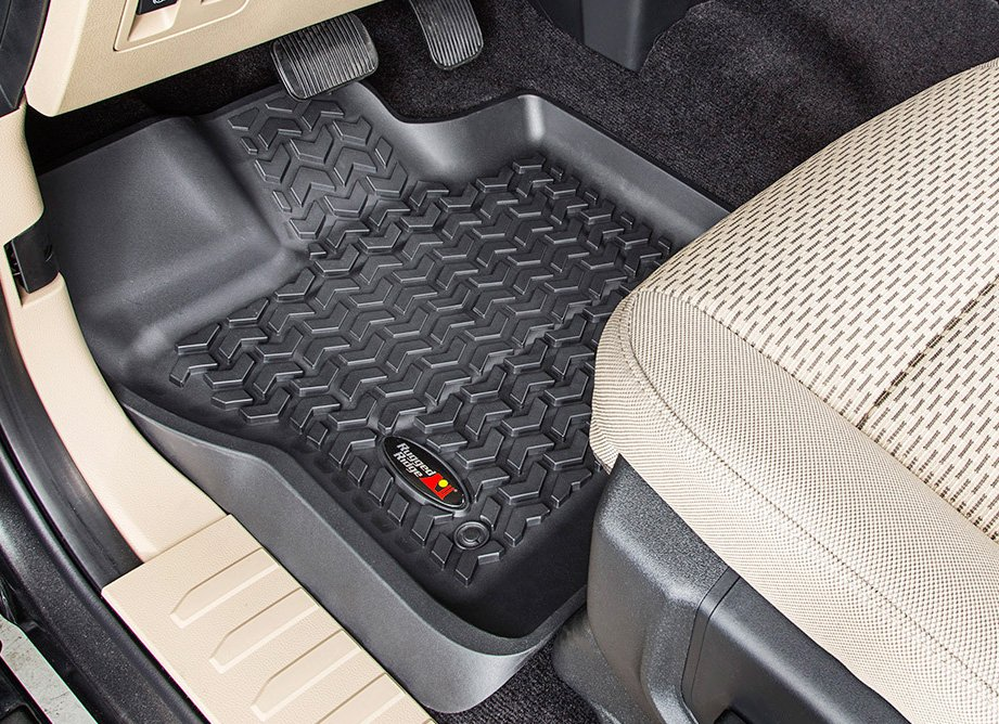 Suv Floor Mats >> Rugged Ridge Floor Mats Free Shipping On All Weather Mats