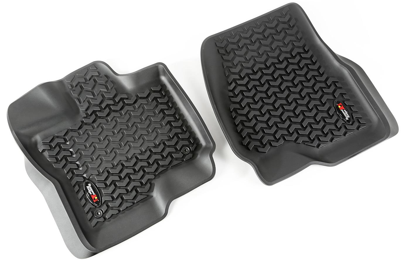 Weathertech mats ebay - Rugged Ridge Floor Mats