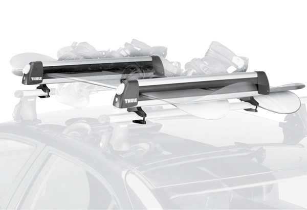 Thule Flat Top Ski & Snowboard Carrier