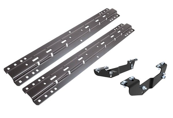 Curt Fifth Wheel Hitch Bracket & Base Rail Kit