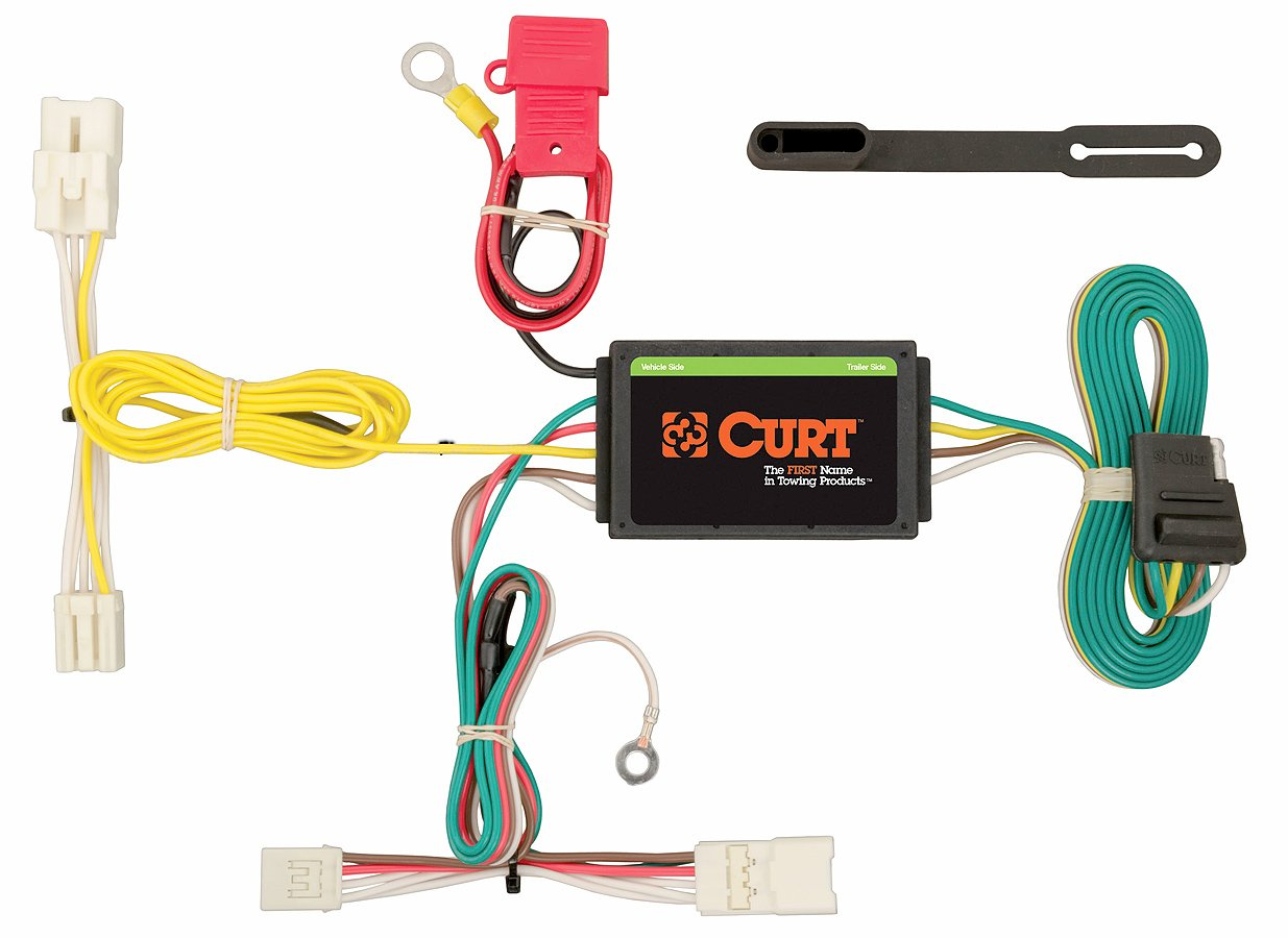 Curt T Connector Wiring Harness Geo Tracker