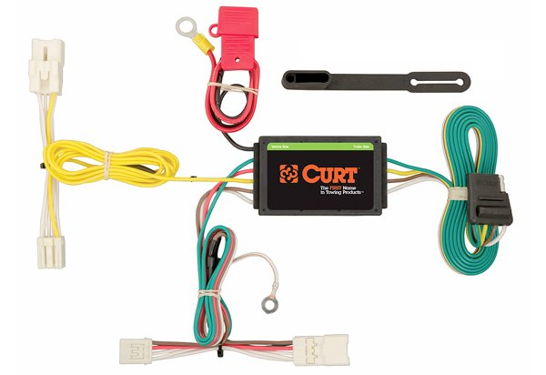Curt T Connector Wiring Harness