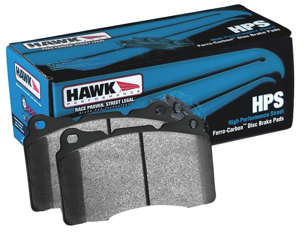 Hawk HPS Performance Street Compound Brake Pads