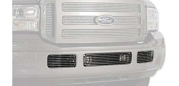 Carriage Works Billet Bumper Grille