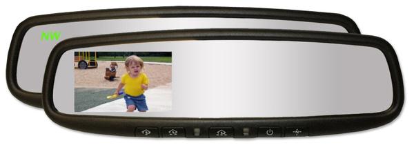 Gentex Rear Camera Display Mirror Gentex Auto Dimming