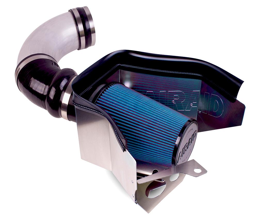 Air Intake In Courtyard : Airaid cold air intake system