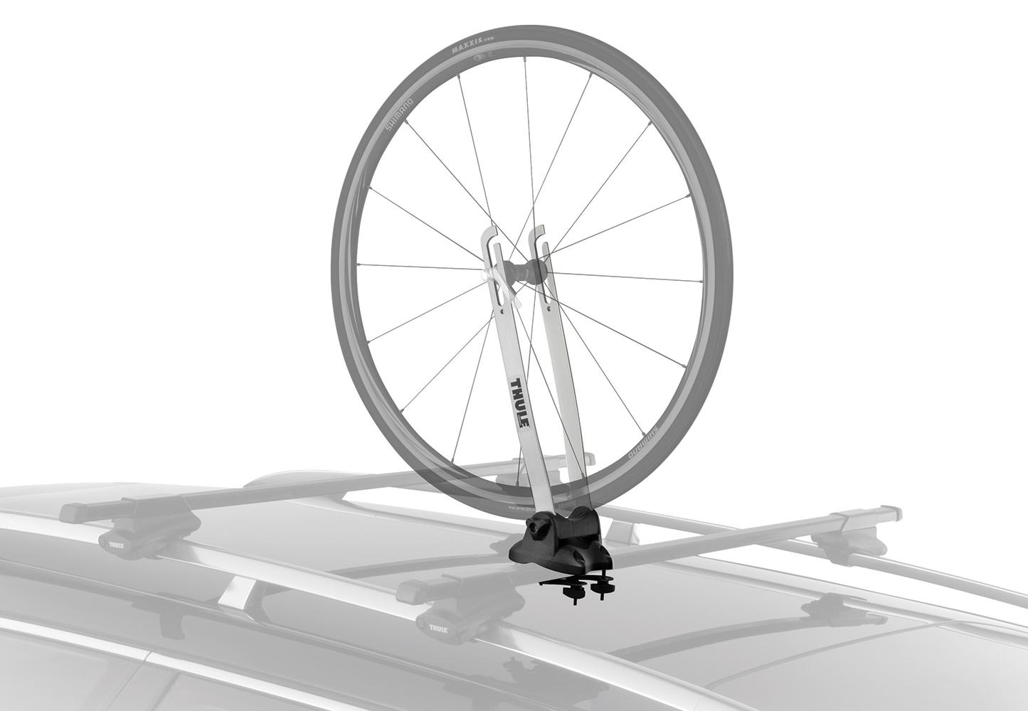 Thule 593 Wheel On Bike Wheel Carrier
