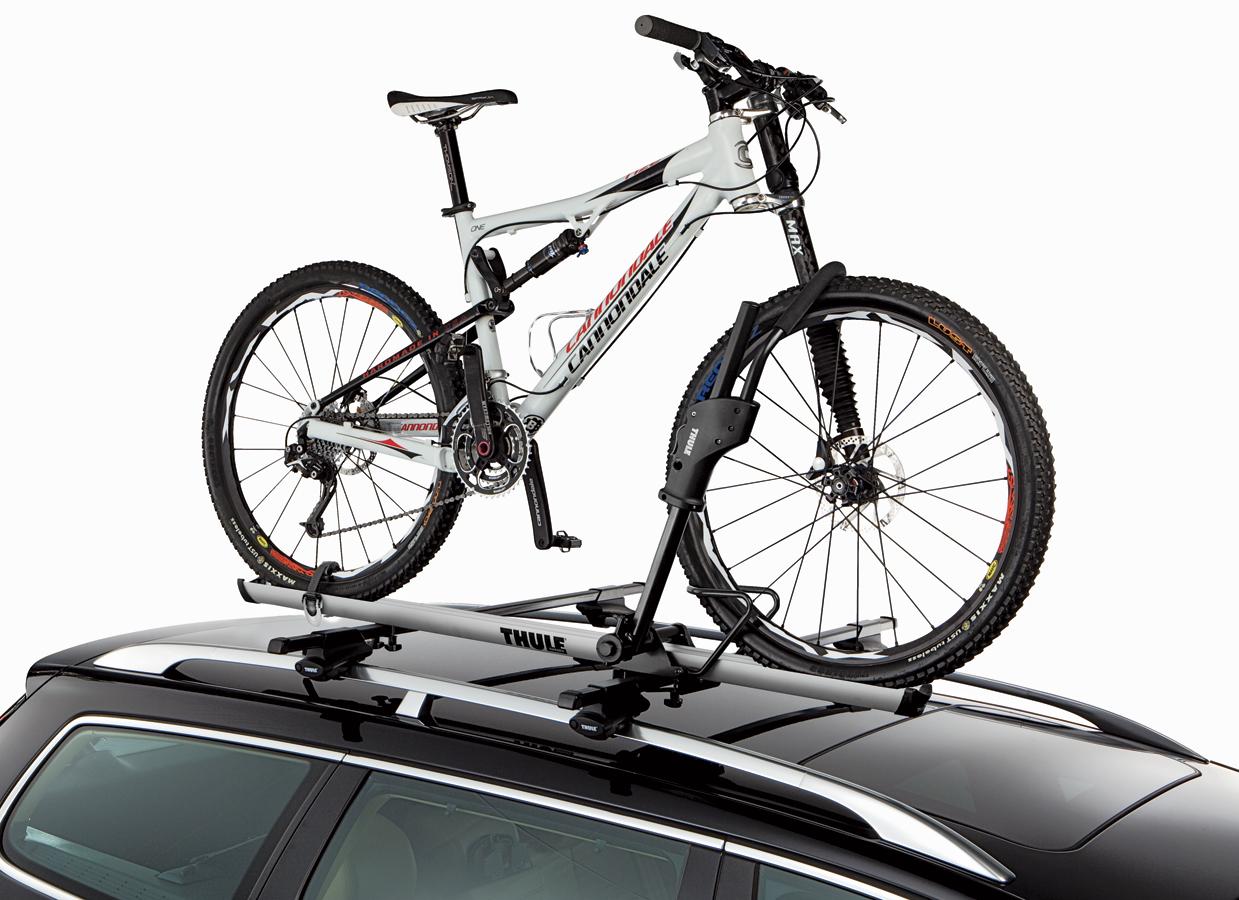 Thule 594 Sidearm Bike Carrier Side Arm Roof Mount Bike Rack