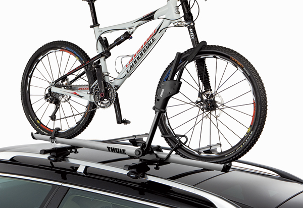 Thule 594 Sidearm Bike Carrier Side Arm Roof Mount Bike Rack
