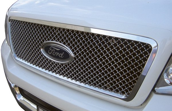 Bully Mesh Grille