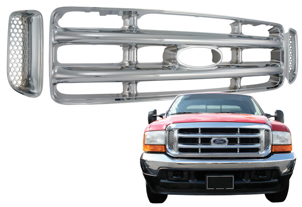 Pilot Grille Overlay