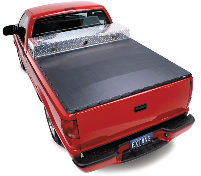 Tool Box Covers >> Extang FullTilt Tool Box Tonneau Cover - Free Shipping