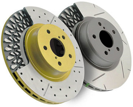 High Performance Brake Discs