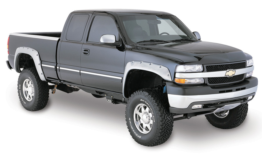 Bushwacker Cut Out Fender Flares