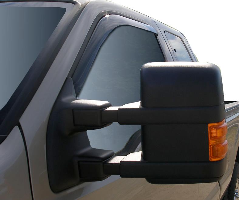 Stampede Snap Inz Stampede Sidewind Window Deflectors