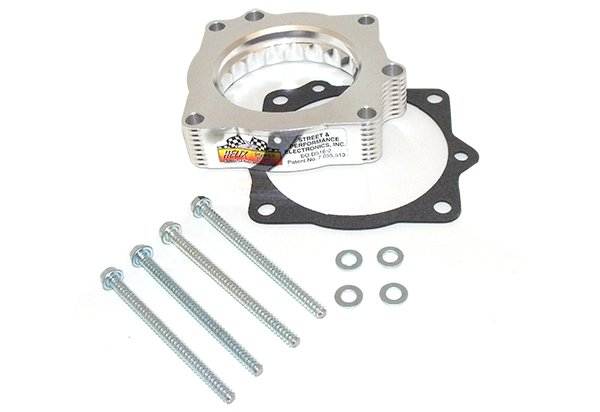 Street & Performance Helix Power Tower Throttle Body Spacer