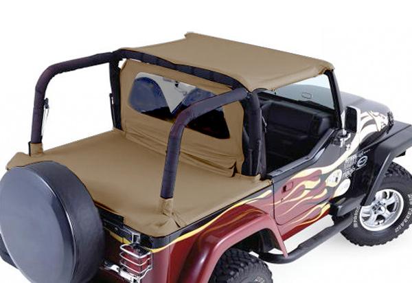 1992-1995 jeep wrangler rampage jeep cab top