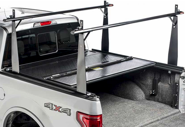 2015 2020 Ford F150 Bak Bakflip Cs Tonneau Cover Rack Bak 72329bt
